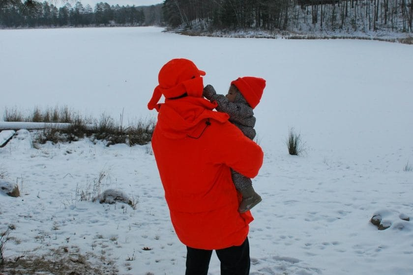 Winter activities for moms and babies in Toronto