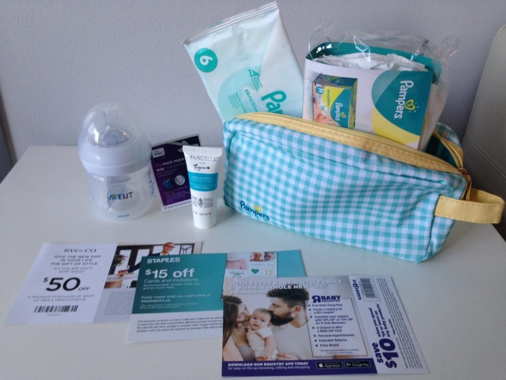 Freebies for new moms: thyme maternity giveaway