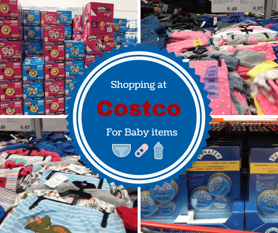 Shop Costco Online Store: Shopping At Costco For Baby Items