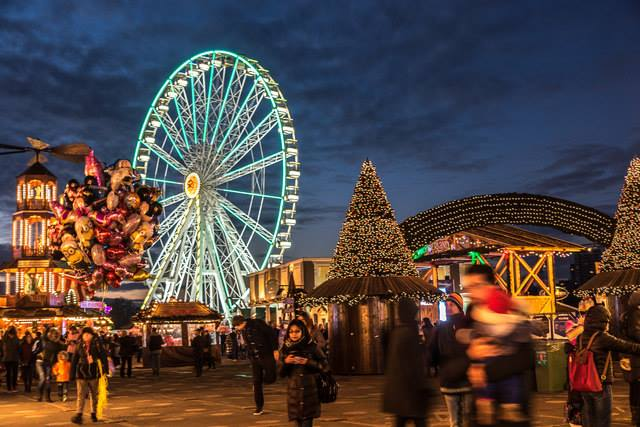 Family-Friendly Christmas Events in Toronto and Niagara Falls