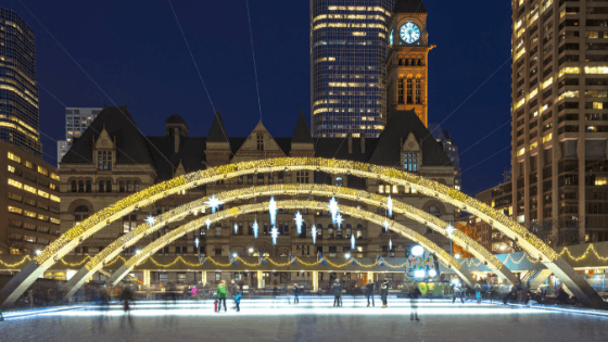 Family-Friendly Christmas Events in Toronto