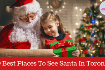 10 best places to see Santa in Toronto this Christmas10 best places to see Santa in Toronto this Christmas