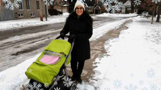 Going Outside With Your Baby In Winter